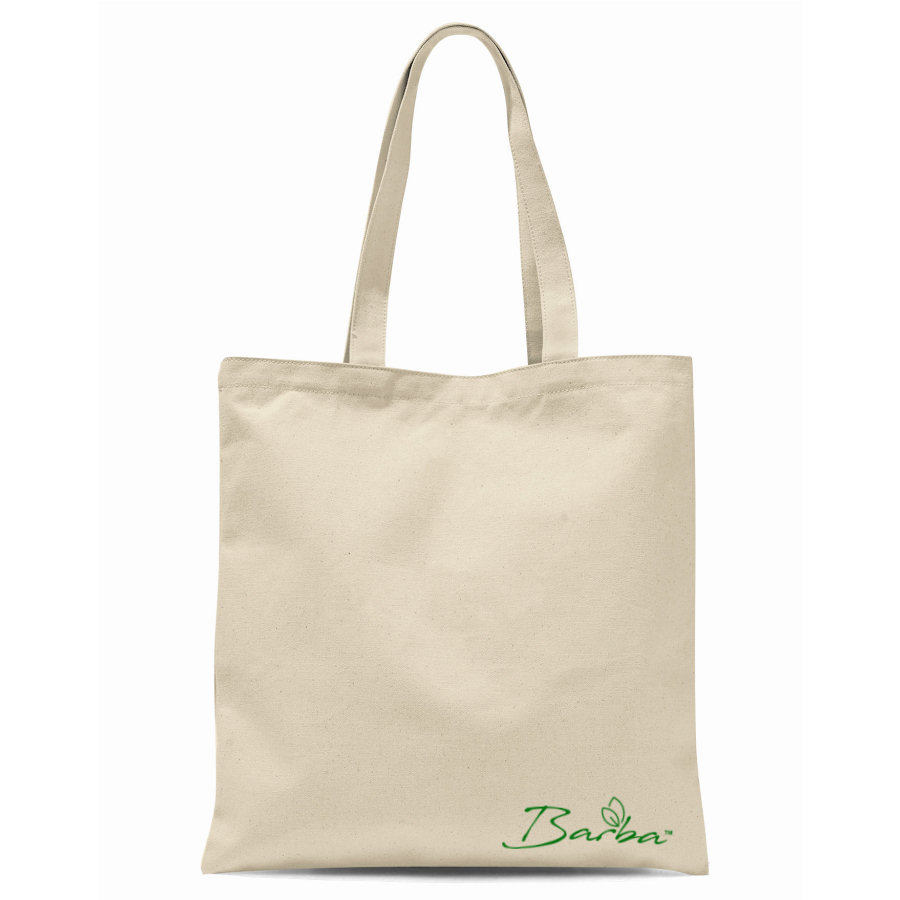 Barba™ Recycled Cotton Tote Bag