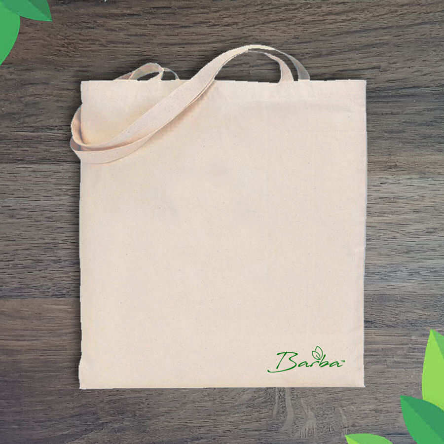 Barba Recycled Cotton Bags