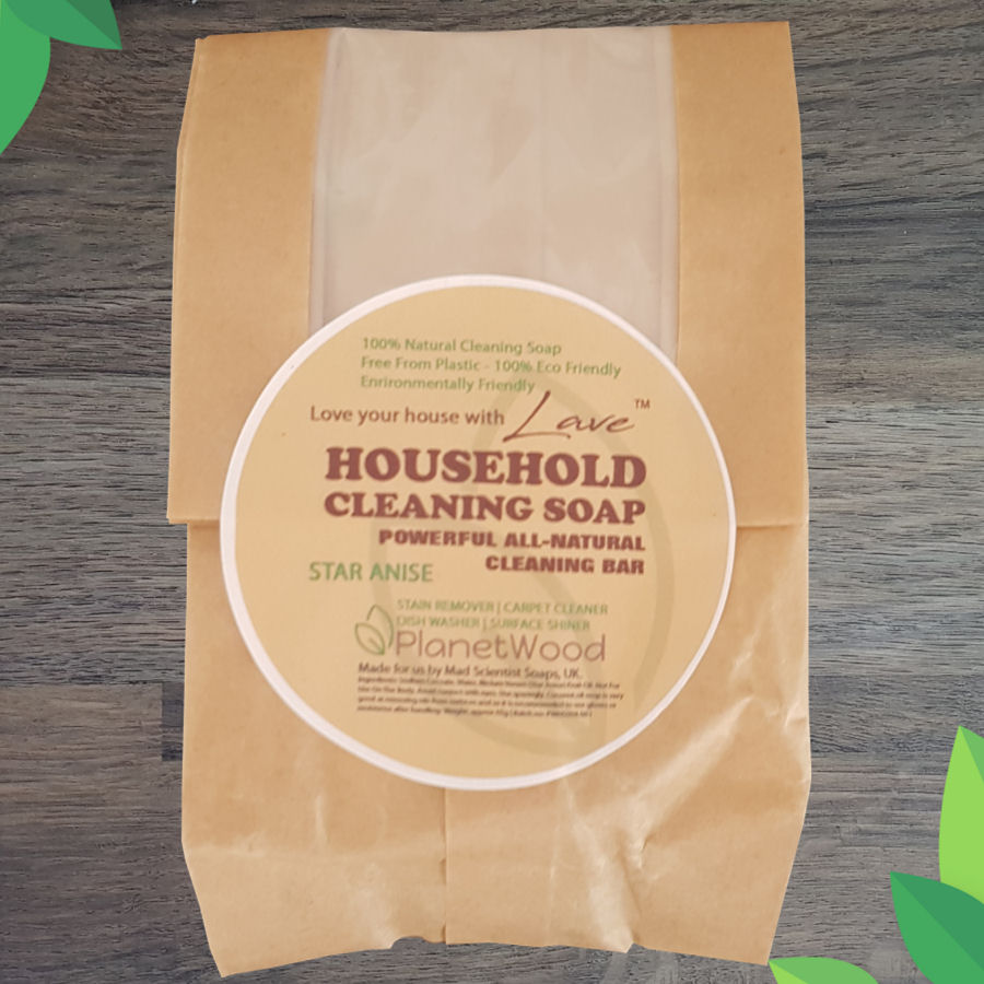 Star Anise Household Cleaning Soap