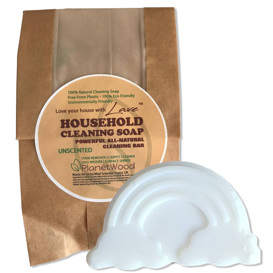 Unscented Household Cleaning Soap
