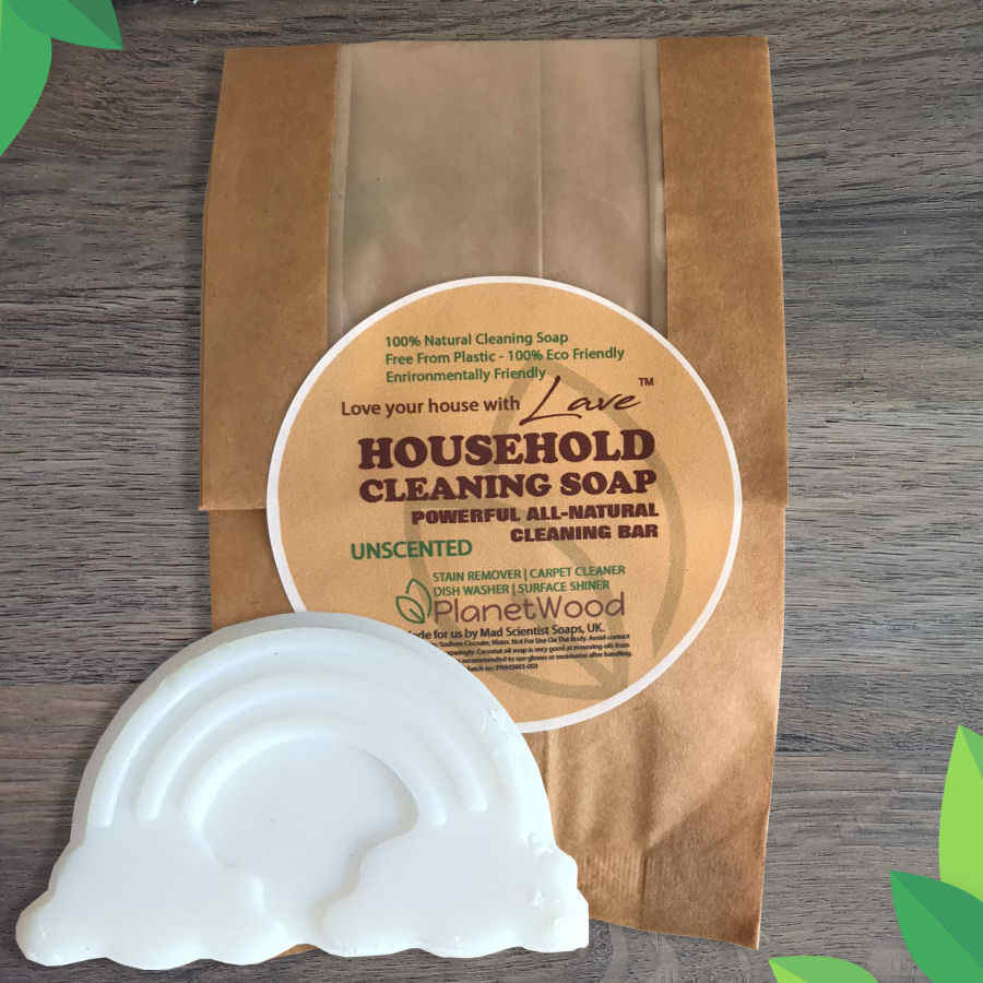 Lave™ Unscented Household Cleaning Soap