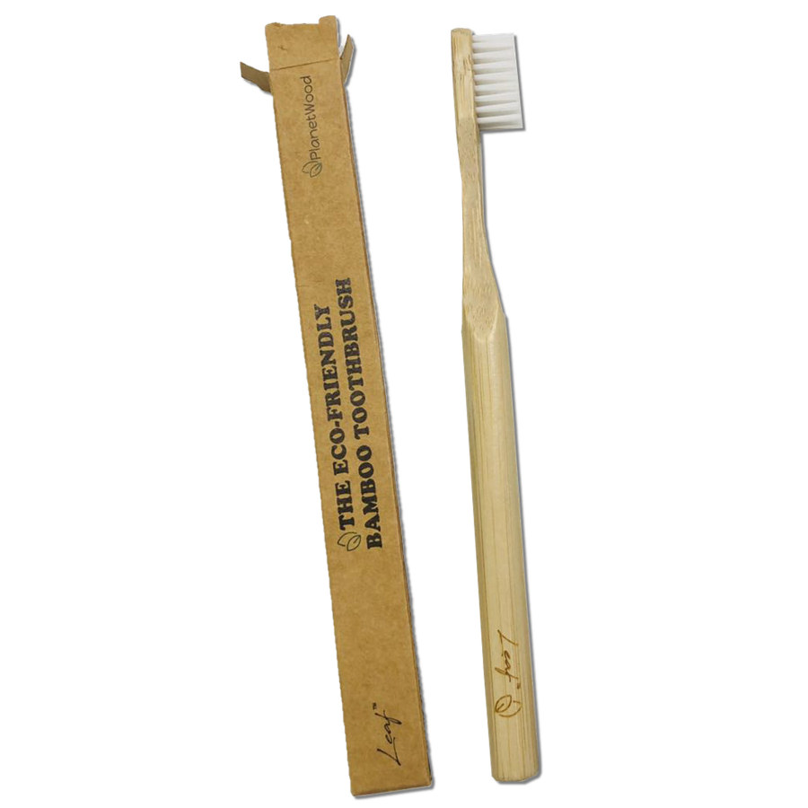 Leaf™ Bamboo Toothbrush