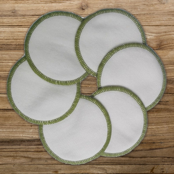 Touch Reusable Cleansing Pads