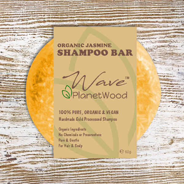 Wave™ Jasmine Shampoo Bar